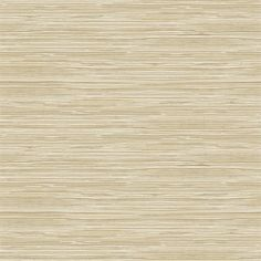 Holiday String Beige Texture  Modern Textured Wallpaper, Give your walls a modern texture with this beige wallpaper. Brown, beige, white, and gold stripes create a dimensional design. Thin white strings add a tactile texture.