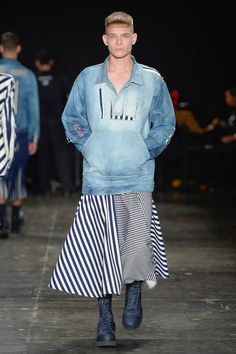 João Pimenta unveiled his Spring/Summer 2017 collection during São Paulo Fashion Week.