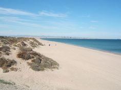 Valencia: El Saler Beach