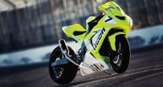 """Stretched Turbo charged 05 ZX10 drift bike. 240 rear end, roaring toys 12"""" swing arm."""