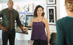 'Supergirl': First look at Lucy Lane, played by Jenna Dewan Tatum | EW.com