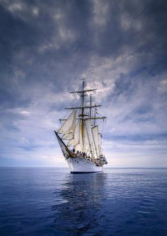 Jadran Training Ship, Army of Montnengro Majesty Of The Sea, Bay Boats, Ocean Wallpaper, Sea Crafts, Pirate Life, Yacht Boat, Creative Pictures, Tall Ships, Fishing Boats