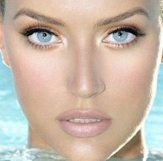 7 absolute make-up tips voor grotere ogen Mascara, Eyeliner, Natural Eyes, Natural Makeup, Beauty Make Up, Hair Beauty, Make Up Tricks, Most Beautiful Eyes, Curvy Women
