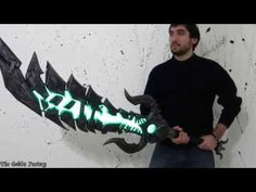 Gurthalak, Voice of the Deeps World of Warcraft cosplay prop