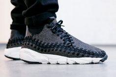 Nike Air Footscape Woven Chukka SE Black/Black-Ivory #sneakernews #Sneakers #StreetStyle #Kicks #adidas #nike #vans #newbalance #puma #ADIDAS #ASICS #CONVERSE #DIADORA #REEBOK #SAUCONY