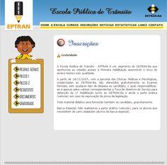 Inscrições para CNH Gratuita 2016 – Feira de Santana-BA  Inscrições para Escola de Trânsito do Detran em Feira de Santana serão pela internet