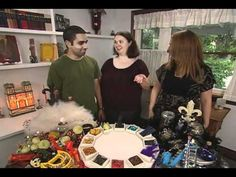 YouTube - Colour Confidential sizzle reel. A taste of what I like about this show.