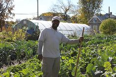 From Urban Decay to Urban Farming