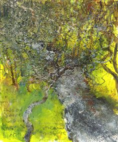 original oil paintings and pastels from American artist Rick Stevens Abstract Tree Painting, Watercolor Trees, Seascape Paintings, Watercolor Landscape, Abstract Landscape, Kurt Jackson, Landscape Artwork, Contemporary Landscape, Rick Stevens