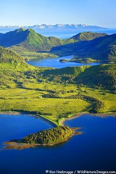 Beauty Of NatuRe: Prince William Sound, Chugach National Forest, Ala...