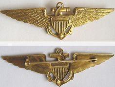 Pilot Uniform, Interwar Period, Badge, Wings, Vintage, Style, Swag, Vintage Comics, Feathers