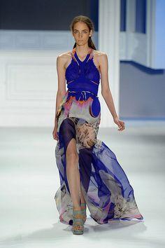Vera Wang Spring 2012 #fashionweek