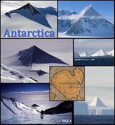 Pyramids In The Antarctica: Signs Of An Ancient Civilization! Does the Antarctica hold secrets of a an advanced civilization? Aliens And Ufos, Ancient Aliens, Ancient History, Atlantis, Museen In München, Polo Sul, Mystery Of History, Ancient Artifacts, Ancient Civilizations