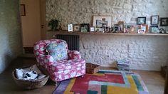 Les soeurs anglases 向かいのお部屋のBronwynさんと 二人で使う リビングルーム