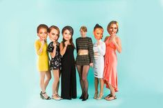 Dress up as Taylor Swift + her squad with this easy DIY group Halloween costume tutorial.