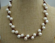 A personal favorite from my Etsy shop https://www.etsy.com/listing/228010471/11-14mm-large-pearl-necklacefreshwater
