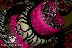 Zebra Cake Ideas | #Bigdotofhappiness #DecoratingIdeas