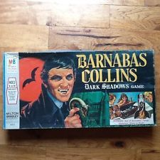 Barnabas Collins game - came with vampire teeth