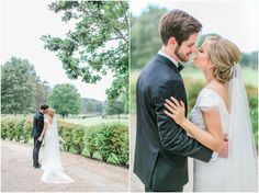 European Inspired Wedding Photos Foxhall Resort