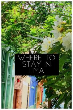 Where to stay in Lima is likely one of the first orders of business to sort out while planning your trip to Peru. Here are some tips about hotels, locations, nearby restaurants and attractions, distance from the airport and more! Peru Vacation, Peru Trip, Places To Travel, Places To Visit, Peru Beaches, Peru Travel, Travel List, Hawaii Travel, Italy Travel