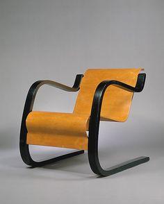 """""""31"""" Armchair, Alvar Aalto, 1931-32"""