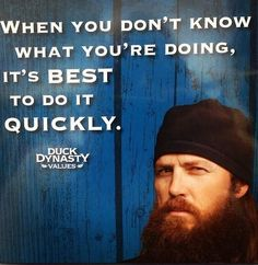 (1) Duck Dynasty Quotes (DuckDynastyQs) on Twitter