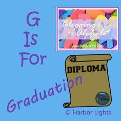 Graduation #alphabet #graduation
