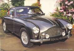 ASTON MARTIN ''DB MK III'' | AUTOMOBILE WORLD – CAR NEWS, CAR REVIEWS, CAR INTRODUCTIONS, ALL ABOUT CARS -