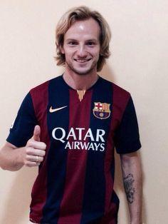 OFICIAL: Ivan Rakitić es nuevo jugador del FC Barcelona, llega procedente del Sevilla.