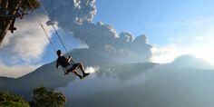 El swing en el fin del mundo se encuentra por encima de 2.700 metros cerca de…