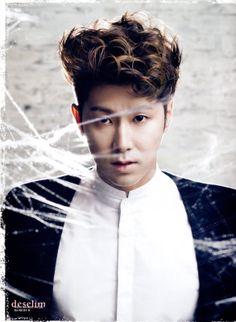 Yunho - TVXQ! - Ceci Photoshoot