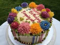 Pretty Birthday Cakes for Women | Recent Photos The Commons Getty Collection Galleries World Map App ...