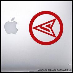 Red Arrow Speedy Thea Queen emblem, DC Comics Arrowverse, Vinyl Car/Laptop Decal
