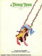 Disney News Spring 1972 - Disneyland's Country Bear Jamboree