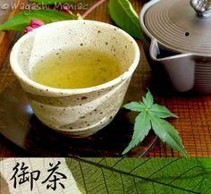 O-cha  Japanischer grüner Tee: die Sorten und Zubereitung