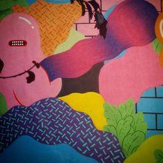 Horror al color vacui #Madrid #Lavapies #Embajadores #Tabacalera #art #artwork #graffiti #graffitiigers #graffitiporn #instagood #instagraff #instagraffiti #instagrafite #mural #pasteup #photooftheday #sprayart #stencil #stencilart #stickerart #street #streetart #streetarteverywhere #streetartistry #streetphotography #urban #urbanart #urbanwalls #wall #wallporn