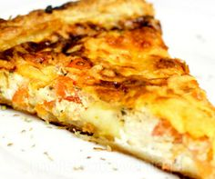 Tarta serowa (4 sery) magdagotuje.blogspot.com