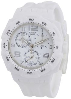 tommy hilfiger brady multi function white dial stainless steel swatch men s suiw402 quartz white dial chronograph plastic watch at suliaszone