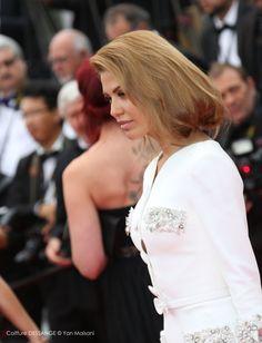 Victoria Bonya #dessange #cannes2015 #coiffeurofficiel Cannes Film Festival 2015, Cannes 2015, Victoria Bonya, Star Francaise, Palais Des Festivals, Hairdresser, Red Carpet, Evening Dresses, Inspiration