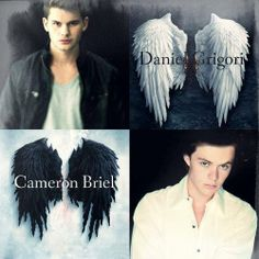 Fallen - Jeremy Irvine as Daniel Grigori and Harrison Gilbertson as Cameron Briel