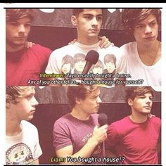 hahaha :) at least the interviewer did their research, unlike many others...