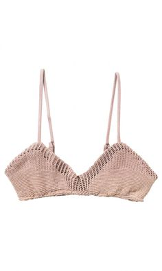 The Mellow Me Bralette by RVCA