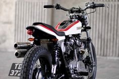 Drogos Yamaha XS650 flat tracker 4