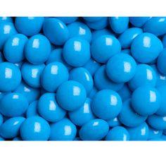 Azure Blue Milk Chocolate Lentils: 5LB Bag