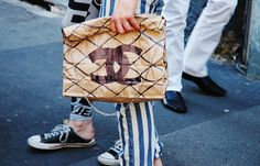 If all else fails, make your own Chanel bag. | 23 DIY Ways To Fake It Until You MakeIt