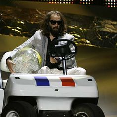 france eurovision golf cart