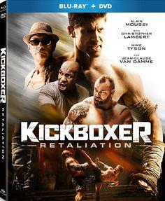 KICKBOXER RETALIATION BLU-RAY SLIPCOVER (WELL GO USA)