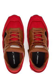 best cheap e4803 8ce2b Raf Simons × Adidas Limited Pack Replicant Ozweego Sneaker Puma Platform,  Platform Sneakers, Raf