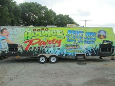 Boro Bounce and Party Rentals  Video Game Truck = $350.00 for 2hrs  Murfreesboro, Tn  37129 615-438-0195 borobouncevideogametruck.com