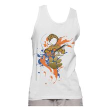 ed sheeran Color Paint - Tank Top Shirt - Size S,M,L,XL.2XL   === Material > cotton 100% (little shrink after wash) === Collar > crew neck === Sleeve Length > short sleeve === Size & Measurement  Size S = chest (around) 36 inches. = clothing length 26 inches.  Size M = chest (around) 40 inches. = clothing length 28 inches.  Size L = chest (around) 43 inches. = clothing length 30 inches.  Size XL = chest (around) 46 inches. = clothing length 32 inches.  Size XXL = chest (around) 52 inches…